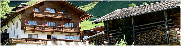 Urlaub bei Familie Strieder, Pension Gatterer - Maria Luggau / Kärnten